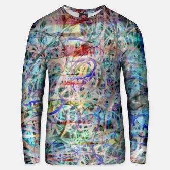 Thumbnail image of mess Unisex sweater, Live Heroes