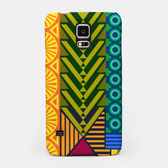 Thumbnail image of AfriPattern 01 Samsung Case, Live Heroes