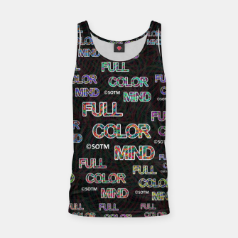 Thumbnail image of Full Color Mind Tank Top, Live Heroes