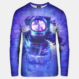 Thumbnail image of Transmission Error Unisex sweater, Live Heroes