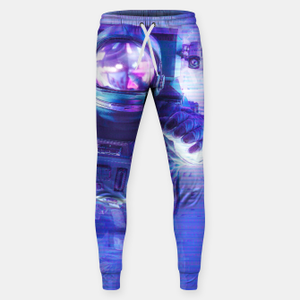 Thumbnail image of Transmission Error Sweatpants, Live Heroes