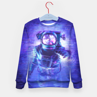Transmission Error Kid's sweater thumbnail image