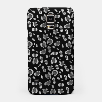Thumbnail image of Leopard Animal Print Glam #8 #pattern #decor #art  Handyhülle für Samsung, Live Heroes