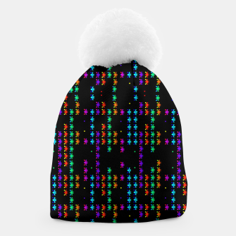 Thumbnail image of Martians Pattern Gorro, Live Heroes