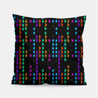 Thumbnail image of Martians Pattern Almohada, Live Heroes