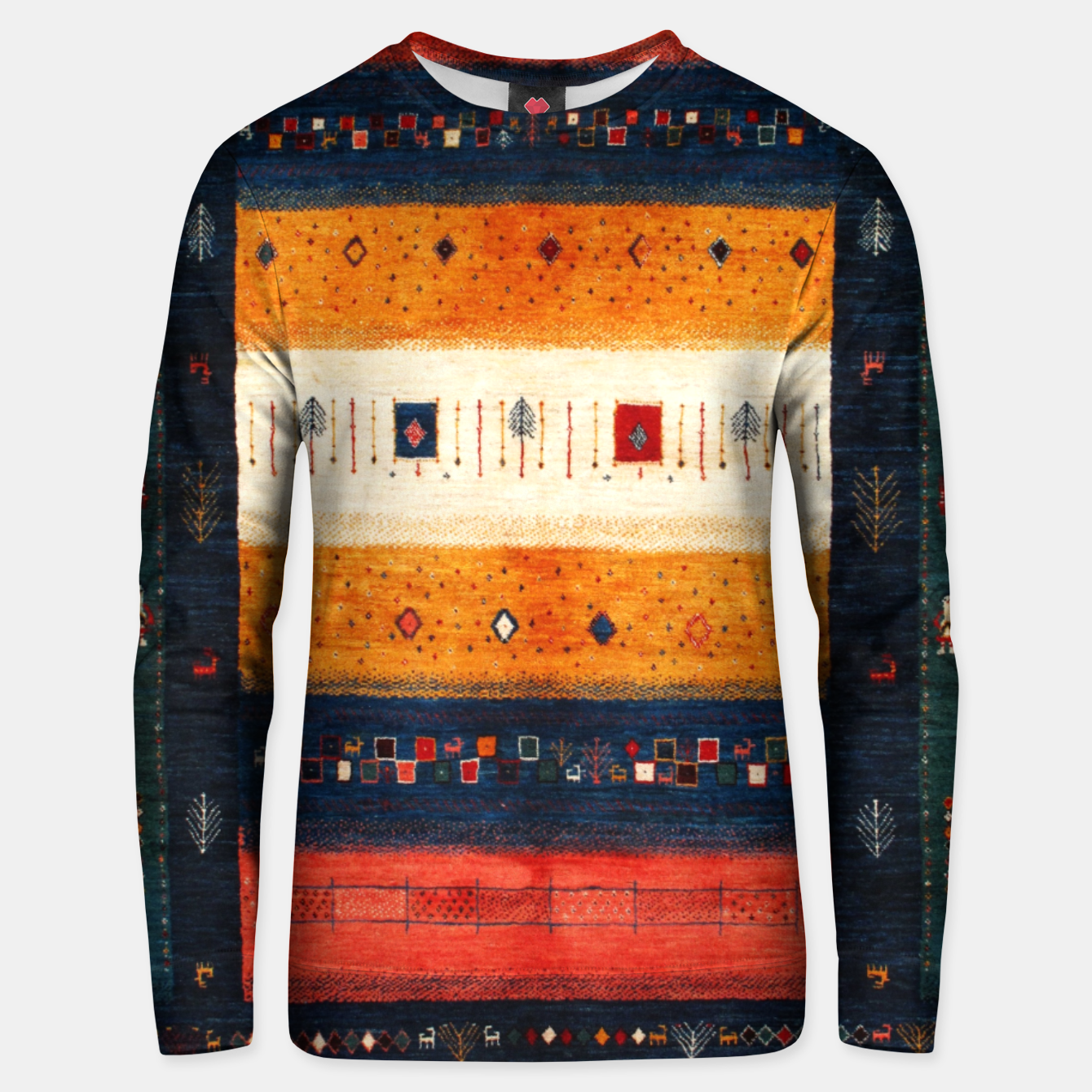 Image of Boho Traditiona Moroccan Artwork Unisex sweater - Live Heroes