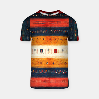 Boho Traditiona Moroccan Artwork T-shirt thumbnail image