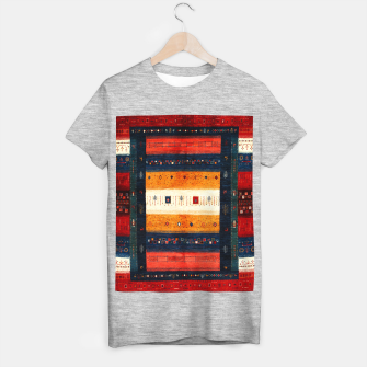 Boho Traditiona Moroccan Artwork T-shirt regular thumbnail image