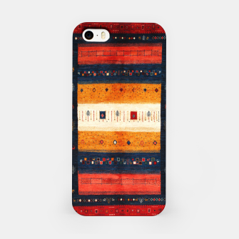 Boho Traditiona Moroccan Artwork iPhone Case thumbnail image