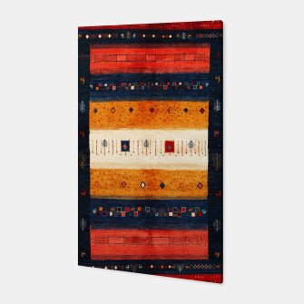 Boho Traditiona Moroccan Artwork Canvas thumbnail image