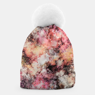 Thumbnail image of Pink stone Beanie, Live Heroes