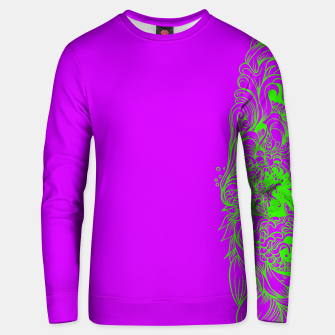 Thumbnail image of Sleeve Strong Unisex sweater, Live Heroes