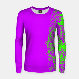 Thumbnail image of Sleeve Strong Women sweater, Live Heroes