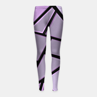 Miniature de image de Break Cristal  Girl's leggings, Live Heroes