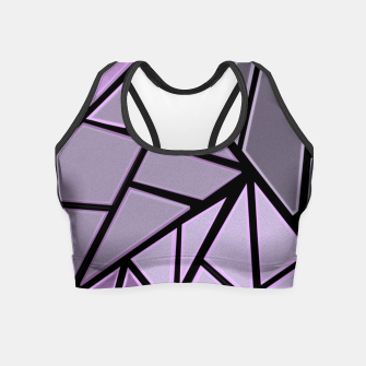 Miniature de image de Break Cristal  Crop Top, Live Heroes