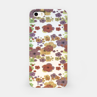 Thumbnail image of Multicolored Floral Collage Print iPhone Case, Live Heroes