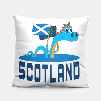 Thumbnail image of NESSIE Pillow, Live Heroes