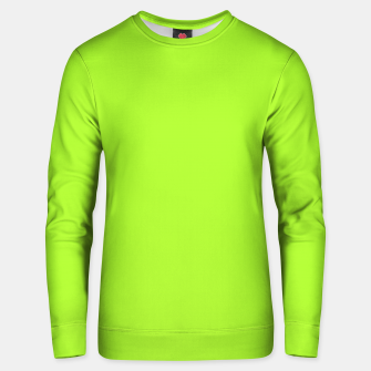 Thumbnail image of color green yellow Unisex sweater, Live Heroes