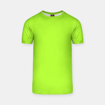 Thumbnail image of color green yellow T-shirt, Live Heroes