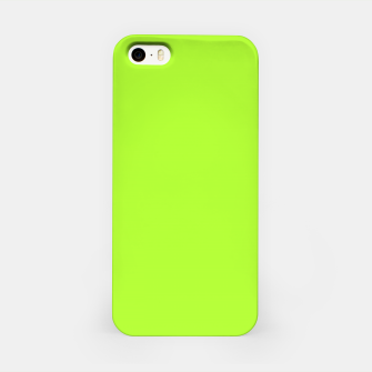 Thumbnail image of color green yellow iPhone Case, Live Heroes