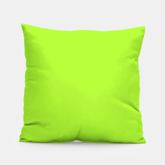 Thumbnail image of color green yellow Pillow, Live Heroes