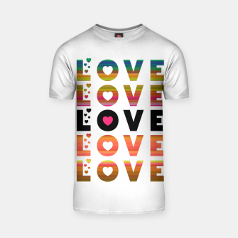 Thumbnail image of LOVE MOMENTS T-shirt, Live Heroes
