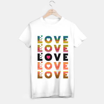 Thumbnail image of LOVE MOMENTS T-shirt regular, Live Heroes