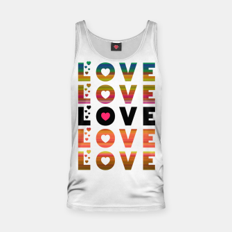 Thumbnail image of LOVE MOMENTS Tank Top, Live Heroes