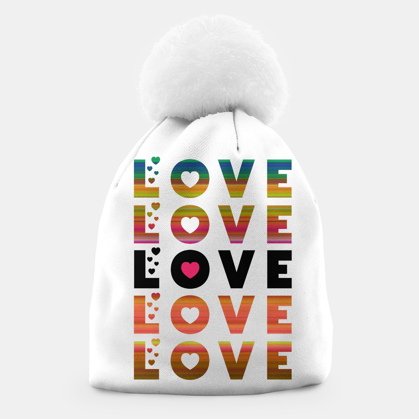 Image of LOVE MOMENTS Beanie - Live Heroes