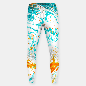 Thumbnail image of Waves of Thought Sweatpants, Live Heroes