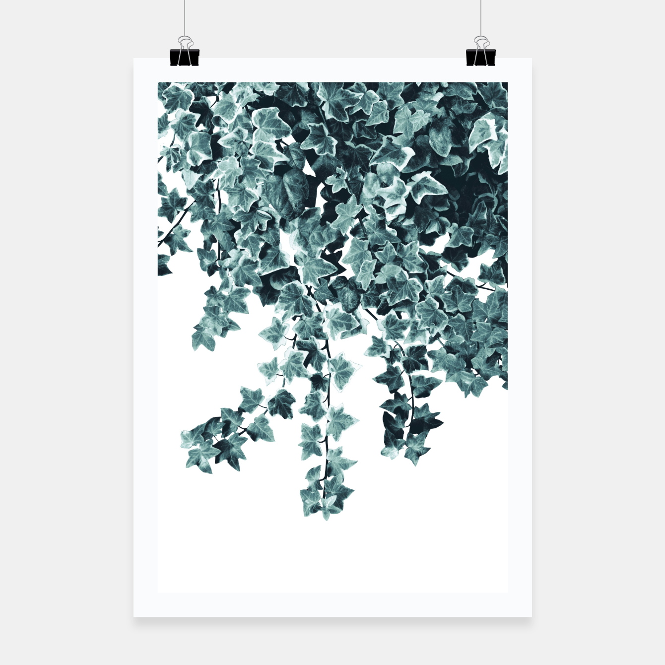 Image of Ivy Delight #1 #wall #decor #art  Plakat - Live Heroes