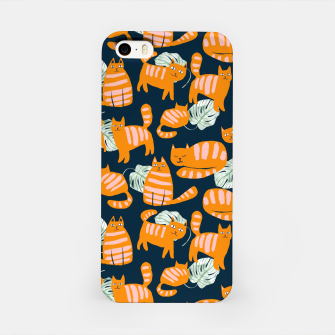 Thumbnail image of Whimsicat iPhone Case, Live Heroes