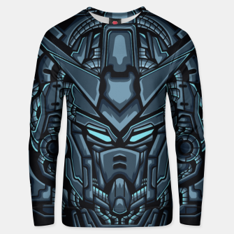 Thumbnail image of The Head Of Origin Unisex sweater, Live Heroes