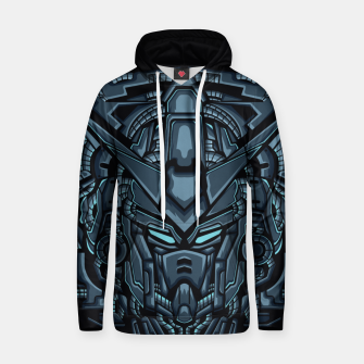 Miniature de image de The Head Of Origin Hoodie, Live Heroes