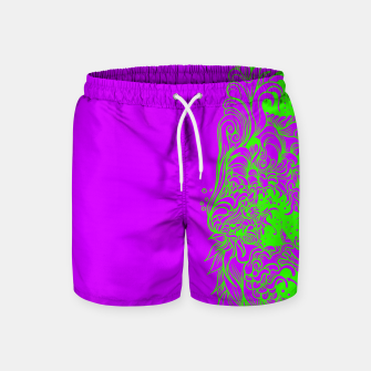 Thumbnail image of Sleeve Strong Swim Shorts, Live Heroes