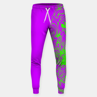 Thumbnail image of Sleeve Strong Sweatpants, Live Heroes