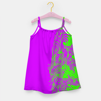 Thumbnail image of Sleeve Strong Girl's dress, Live Heroes