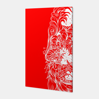Thumbnail image of Sleeve Red Canvas, Live Heroes
