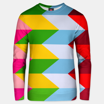 Thumbnail image of Mad Angle Unisex sweater, Live Heroes