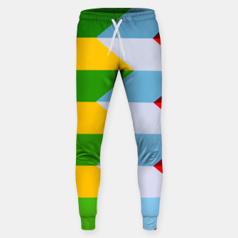 Thumbnail image of Mad Angle Sweatpants, Live Heroes