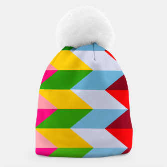 Thumbnail image of Mad Angle Beanie, Live Heroes