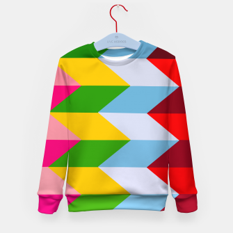 Thumbnail image of Mad Angle Kid's sweater, Live Heroes
