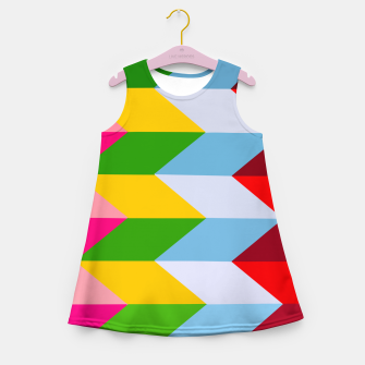 Thumbnail image of Mad Angle Girl's summer dress, Live Heroes