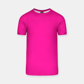 Thumbnail image of color deep pink T-shirt, Live Heroes