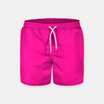 Thumbnail image of color deep pink Swim Shorts, Live Heroes