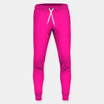 Thumbnail image of color deep pink Sweatpants, Live Heroes
