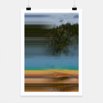 Thumbnail image of Grand Prismatic Glitch Poster, Live Heroes