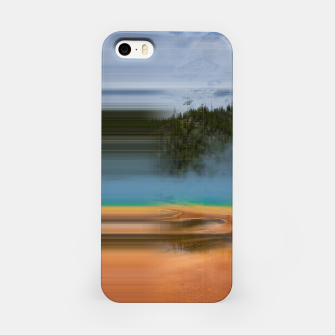 Miniatur Grand Prismatic Glitch iPhone Case, Live Heroes