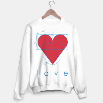 Thumbnail image of love Sweater regular, Live Heroes