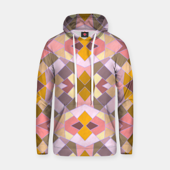 Thumbnail image of Cristal Texture pink Hoodie, Live Heroes